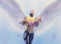 Angel - by Alex Ross